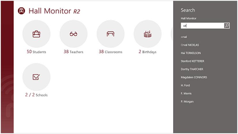 Hall Monitor Autocomplete on Windows